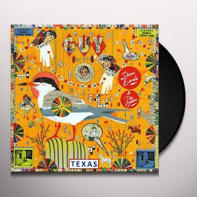 Steve Earle & The Dukes GUY Vinyl Record