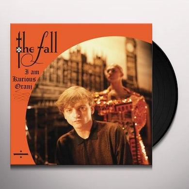 Fall I AM KURIOUS ORANJ (ORANGE VINYL) Vinyl Record