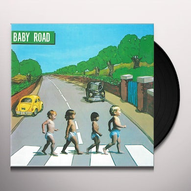 Floyd Domino BABY ROAD Vinyl Record