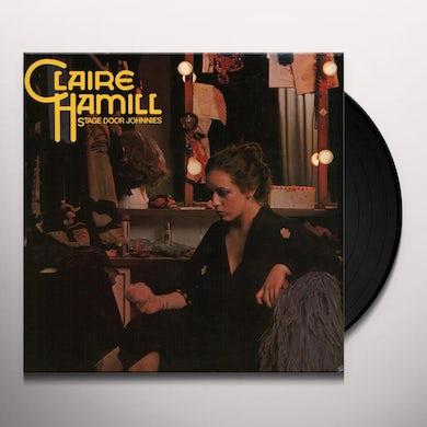 Claire Hamill STAGE DOOR JOHNNIES Vinyl Record