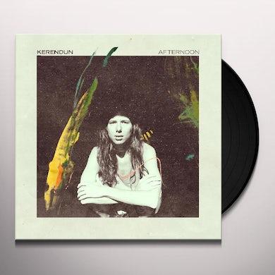 Kerendun Afternoon Vinyl Record