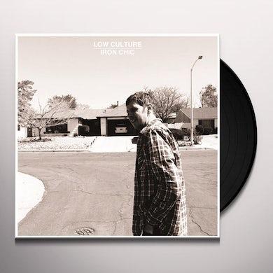 IRON CHIC / LOW CULTURE SPLIT Vinyl Record