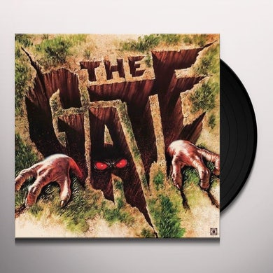 J. Peter Robinson / Michael Hoenig GATE / Original Soundtrack Vinyl Record