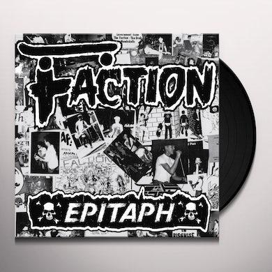 Faction EPITAPH Vinyl Record