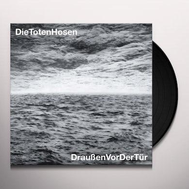 Die Toten Hosen DRAUSSEN VOR DER TUER Vinyl Record
