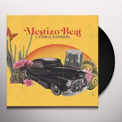 Mestizo Beat CANOGA MADNESS Vinyl Record