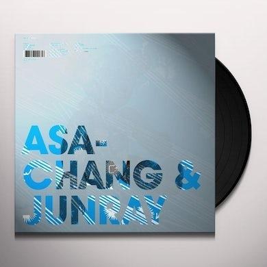 Asa-Chang & Junray TSU GI NE PU Vinyl Record