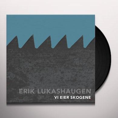 Erik Lukashaugen VI EIER SKOGENE Vinyl Record