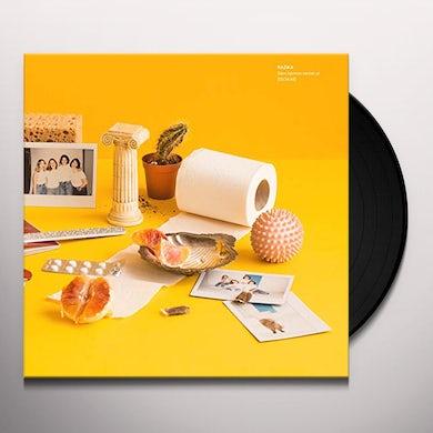 Razika SANN KJENNES VERDEN UT Vinyl Record