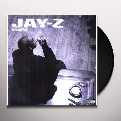 Jay Z Blueprint Vinyl Record