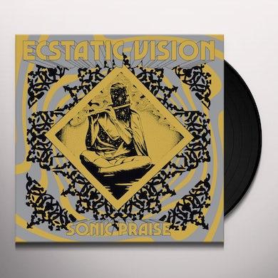 ECSTATIC VISION Sonic Praise Vinyl Record