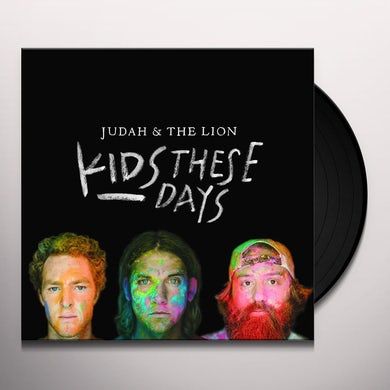 Judah & the Lion KIDS THESE DAYS Vinyl Record