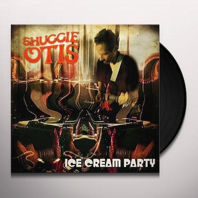 ICE CREAM PARTY Vinyl Record