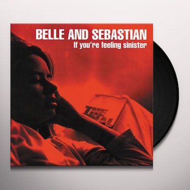 Belle and Sebastian IF YOU'RE FEELING SINISTER Vinyl Record