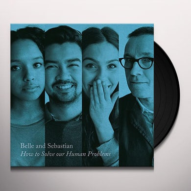 Belle and Sebastian HOW TO SOLVE OUR HUMAN PROBLEMS (PART 3) Vinyl Record