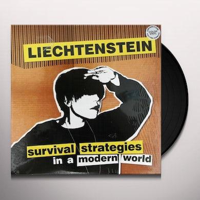 Liechtenstein SURVIVAL STRATEGIES IN A MODERN WORLD Vinyl Record
