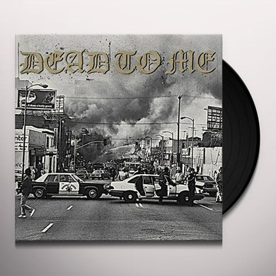 Dead To Me I WANNA DIE IN LOS ANGELES Vinyl Record