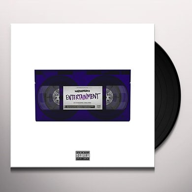 Waterparks ENTERTAINMENT Vinyl Record