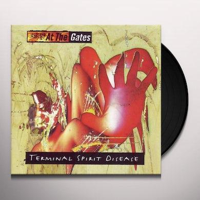At The Gates TERMINAL SPIRIT DISEASE Vinyl Record