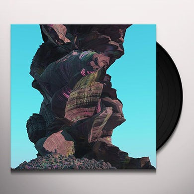 Mark Pritchard FOUR WORLDS Vinyl Record