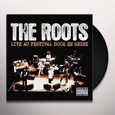 The Roots LIVE AU FESTIVAL ROCK EN SEINE Vinyl Record