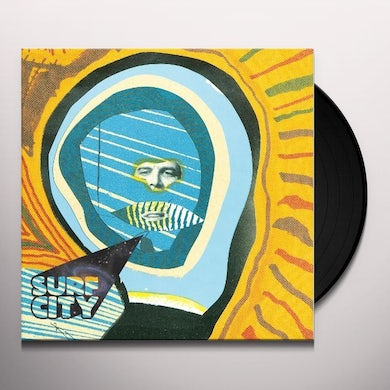 Surf City WE KNEW IT WAS NOT GOING TO BE LIKE THIS Vinyl Record
