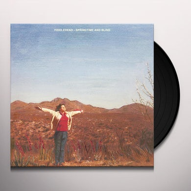 SPRINGTIME AND BLIND Vinyl Record