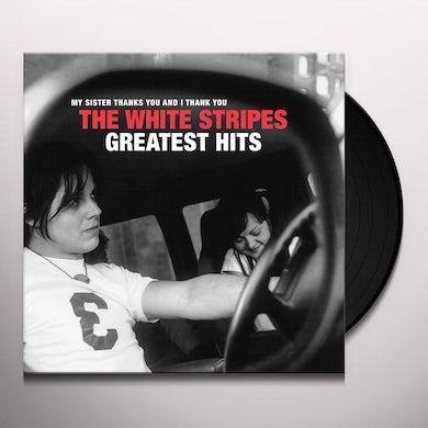 The White Stripes GREATEST HITS Vinyl Record