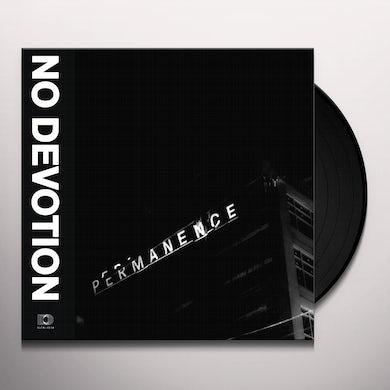 No Devotion PERMANENCE Vinyl Record
