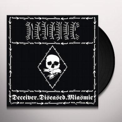 Revenge DECEIVER.DISEASED.MIASMIC Vinyl Record