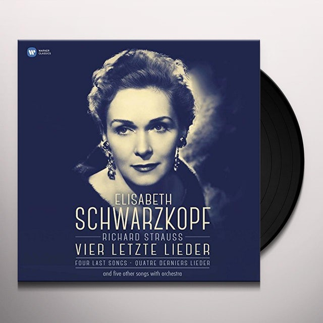 Strauss / Elizabeth Schwarzkopf / George Szell