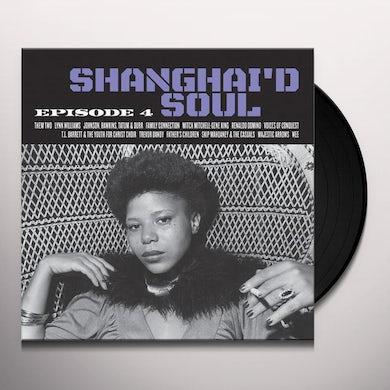Shanghai'D Soul: Episode 4 / Various SHANGHAI'D SOUL: EPISODE 4 (COLOR VINYL) / VARIOUS Vinyl Record