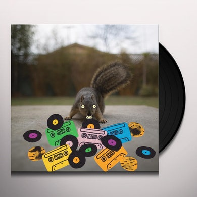 Evidence SQUIRREL TAPE INSTRUMENTALS 1 Vinyl Record