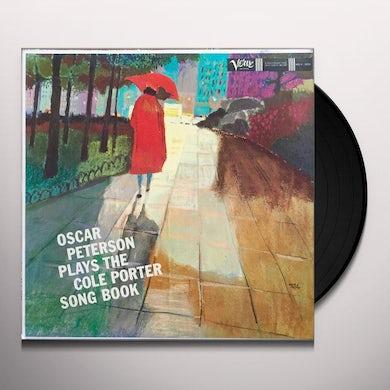 Oscar Peterson PLAYS THE COLE PORTER SONG BOOK Vinyl Record