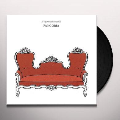 EL INFIERNO SON LOS DEMAS Vinyl Record