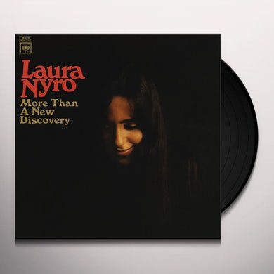Laura Nyro MORE THAN A NEW DISCOVERY Vinyl Record