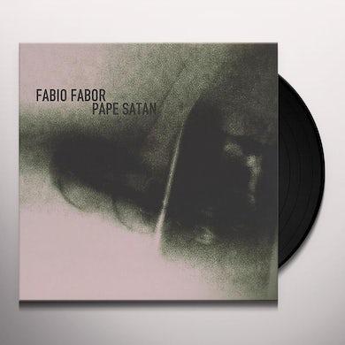 FABIO FABOR PAPE SATAN Vinyl Record