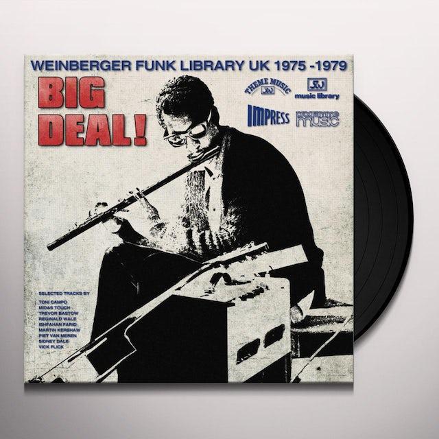 BIG DEAL WEINBERGER FUNK LIBRARY UK 1975-79 / VAR