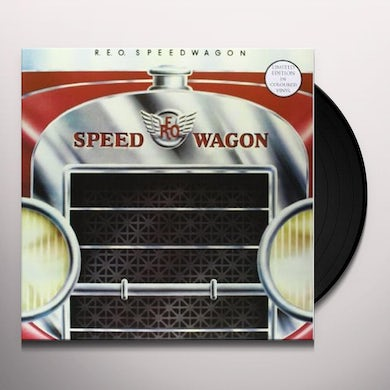 REO SPEEDWAGON Vinyl Record