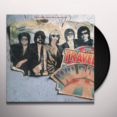 The Traveling Wilburys, Vol. 1 (LP) Vinyl Record