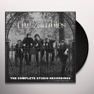 The Zombies Complete Studio Recordings (5 LP) Vinyl Record