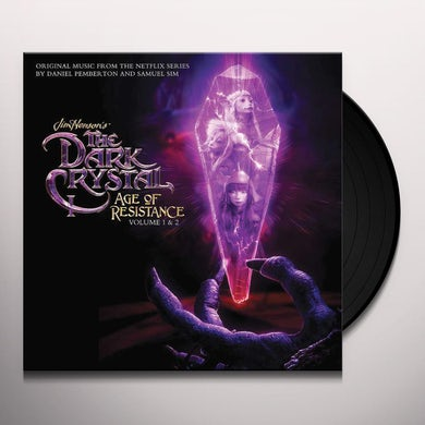 Daniel Pemberton DARK CRYSTAL: AGE OF RESISTANCE VOL 1 & 2 - Original Soundtrack Vinyl Record