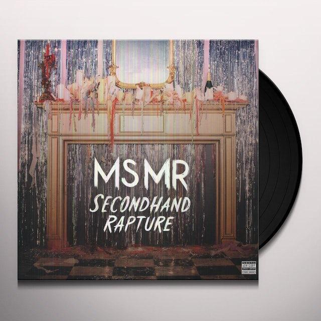 Ms Mr SECONDHAND RAPTURE Vinyl Record