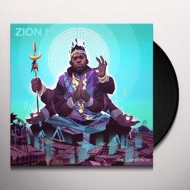Zion I LABYRINTH Vinyl Record