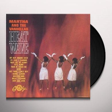 Martha & The Vandellas HEAT WAVE Vinyl Record