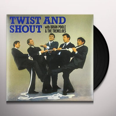 TWIST & SHOUT Vinyl Record