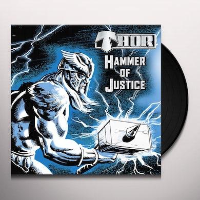 HAMMER OF JUSTICE Vinyl Record