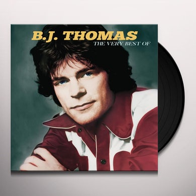 VERY BEST OF B.J. THOMAS (SILVER VINYL) Vinyl Record