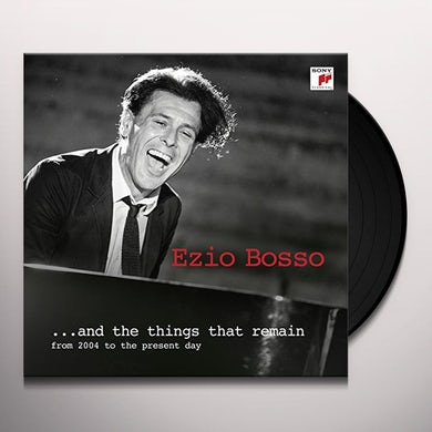 Ezio Bosso & THE THINGS THAT REMAIN Vinyl Record
