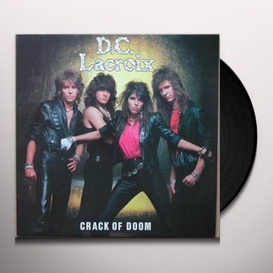 D.C. Lacroix CRACK OF DOOM Vinyl Record
